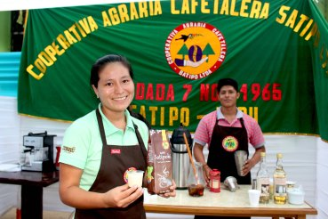 CAFE PRODUCIDO POR CAC SATIPO